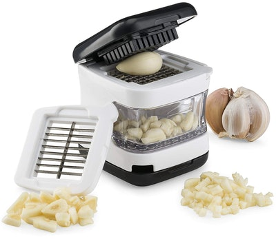 Kitchen Gizmo 3-in-1 Garlic Press