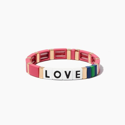 Just Say It Custom Bracelet