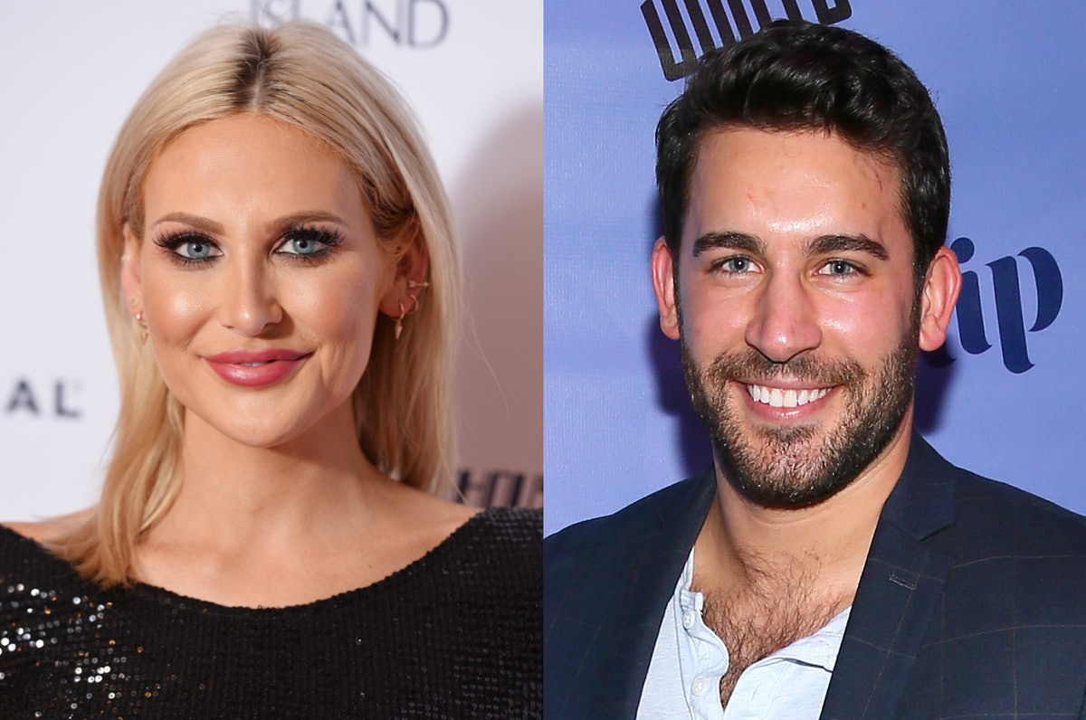 Stephanie Pratt & Derek From 'The Bachelorette' Went On A Date Set Up By Their Famous Mutual Friend