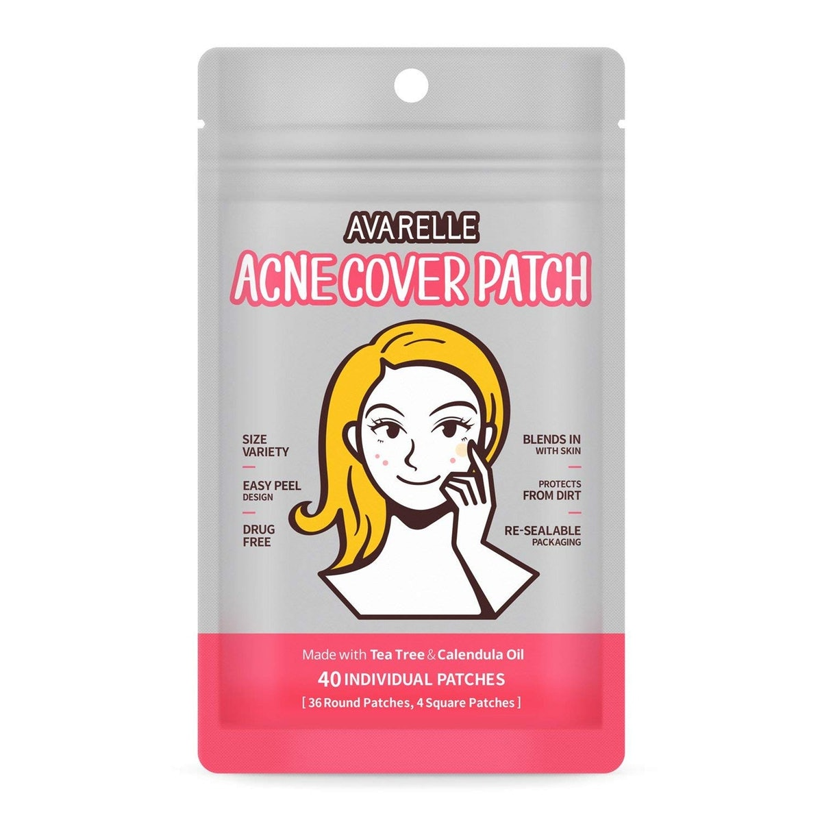 Avarelle Acne Patch (40 Pack)