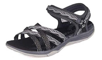 GRITION Women Hiking Sandals