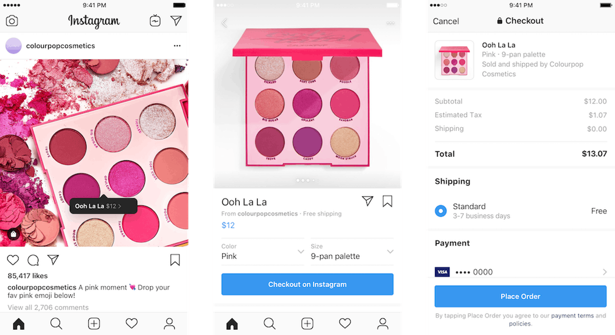 When Is Instagram Checkout Coming To The UK? The Feature Allows You To Buy Makeup Directly From The App