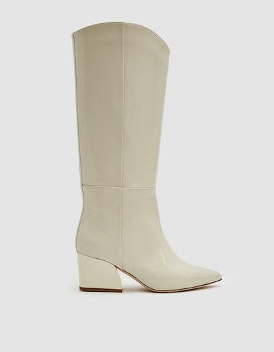 Logan Polished Calf Boots