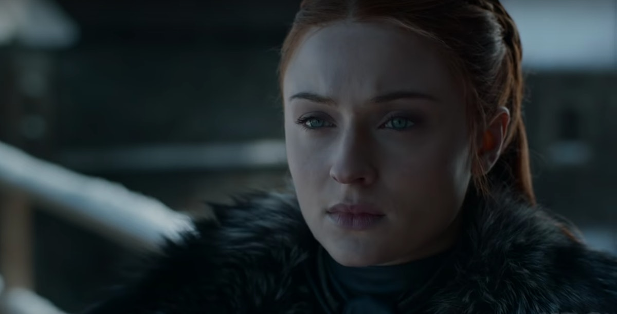 Sophie Turner's Reaction To 'Game Of Thrones' Ending Involved A Lot Of Tears