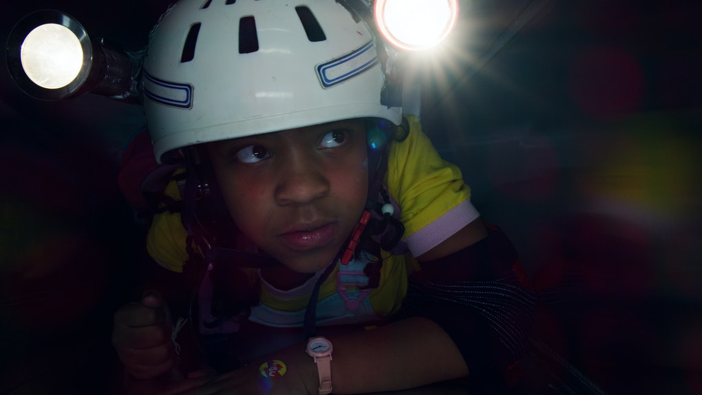 Who Is Erica On 'Stranger Things'? Lucas' Little Sister Is