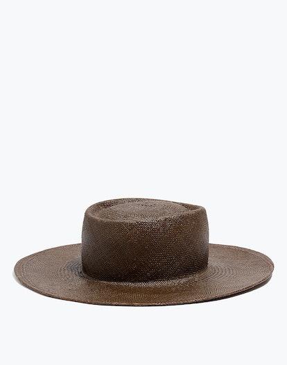 Fanny & June Straw Painter Hat
