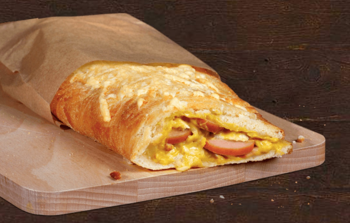 Domino's France Launched Hot Dog Calzones & Hot Dog Pizza