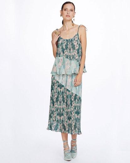 Laetitia Pleat Skirt - Nouveau