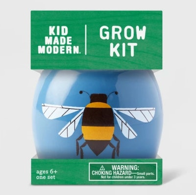 Indoor/Outdoor Mini Grow Kit by Kid Made Modern