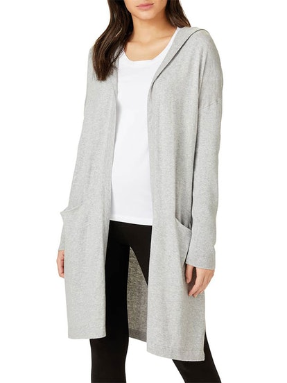 Hooded Lounge Cardigan