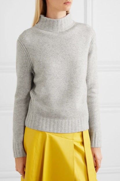 Isabel Knitted Turtleneck Sweater