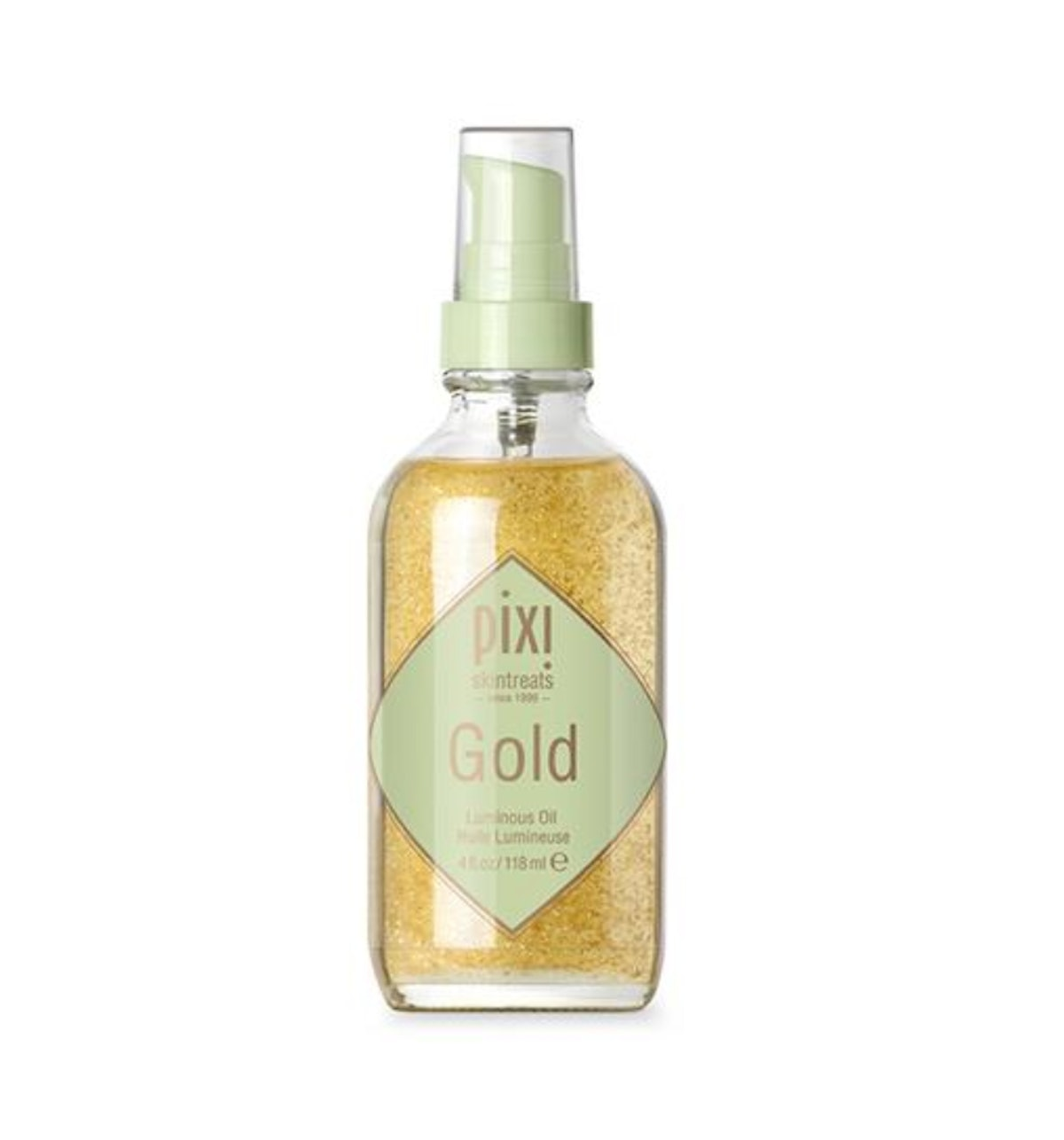 Gold Luminous Oil