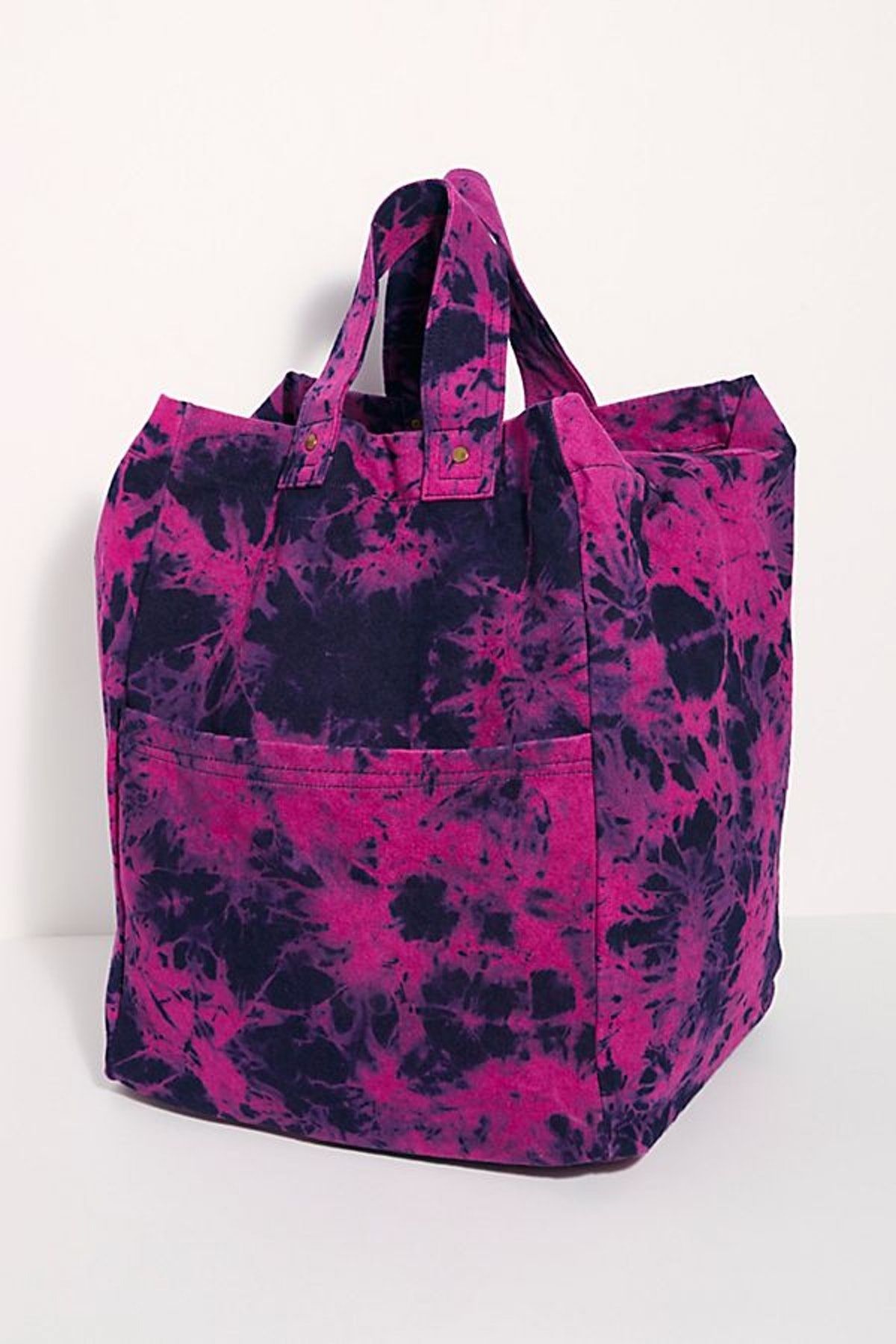 We The Free Oversized Washed Denim Tote