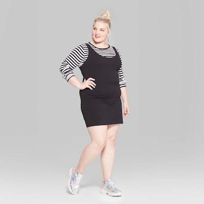 Wild Fable Women's Plus Size Sleeveless Knit Tank Dress