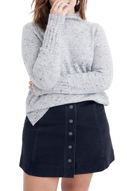 Donegal Inland Turtleneck Sweater