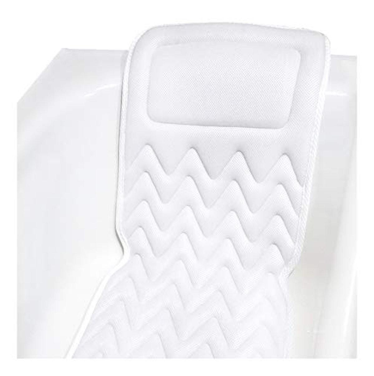 QuiltedAir BathBed Luxury Bath Pillow