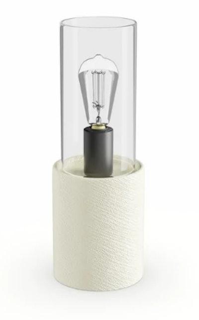 Carson Carrington Alavus Ceramic Table Lamp with Bulb