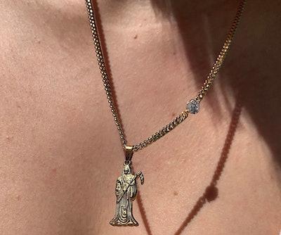 Grim Reaper Necklace