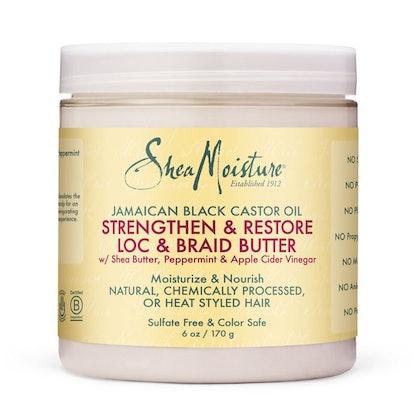 Jamaican Black Castor Oil Strengthen & Restore Loc & Braid Butter