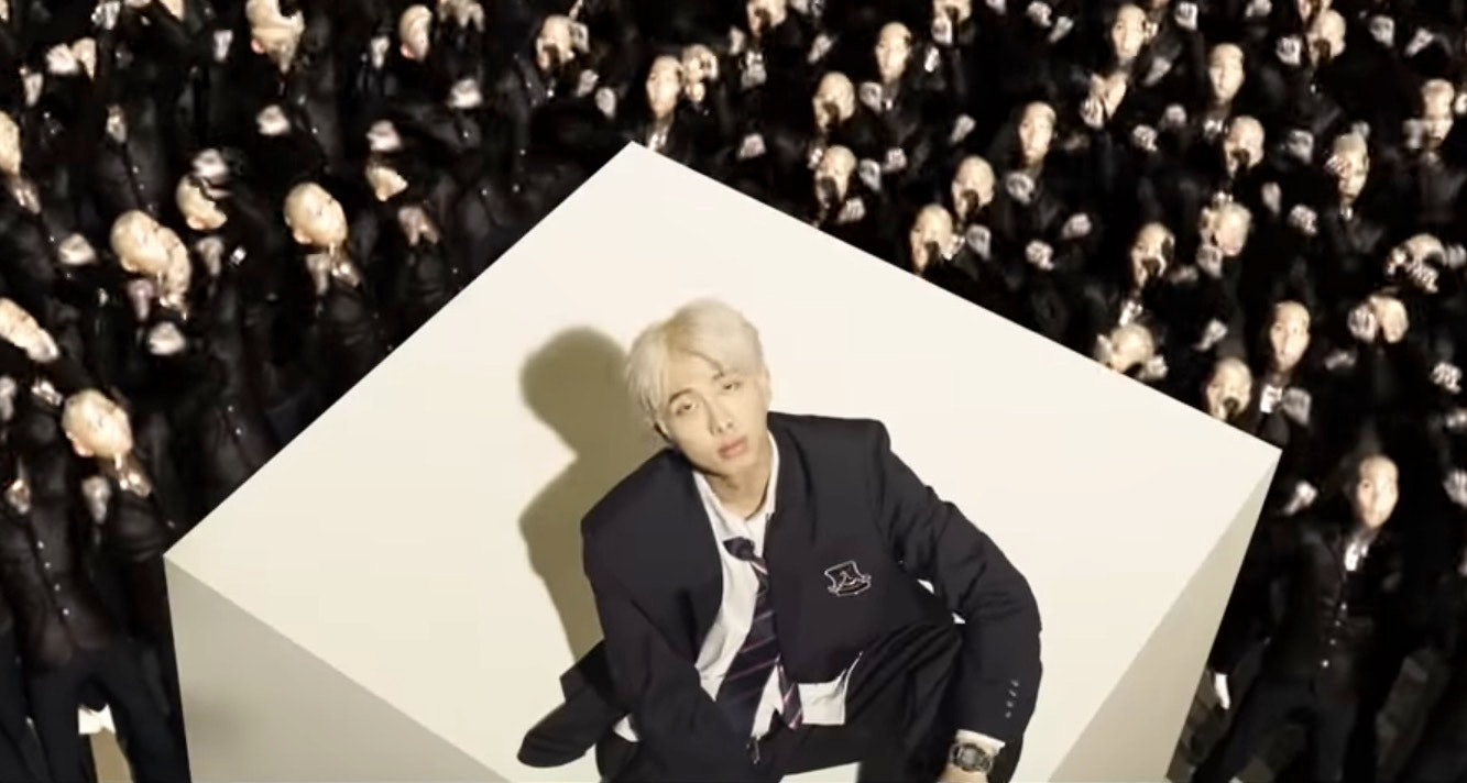 what do rm s persona lyrics mean bts map of the soul