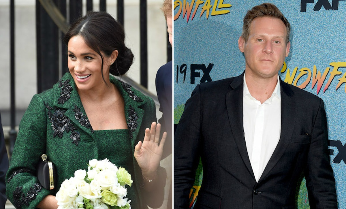 This Video Of Meghan Markle's Ex-Husband Trevor Engelson's Bachelor Party Shades Meghan
