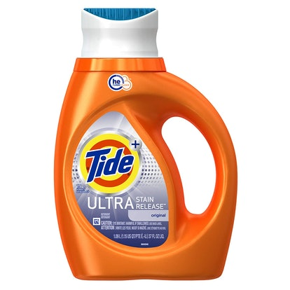 Tide Plus Ultra Stain Release HE Turbo Clean Laundry Detergent