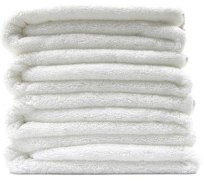 Polyte Quick Dry Microfiber Bath Towel, Set Of 4