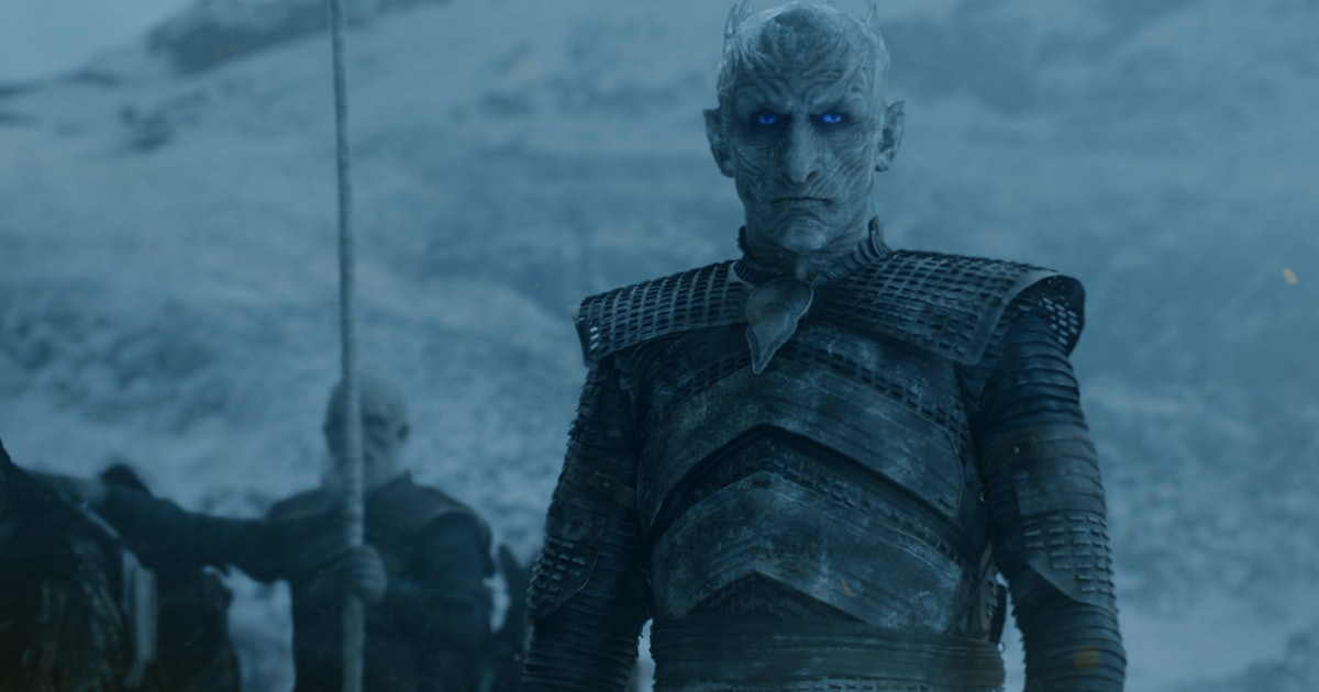 The Night King's 'Game Of Thrones' Origin Story Has Finally Been Explained By Showrunners