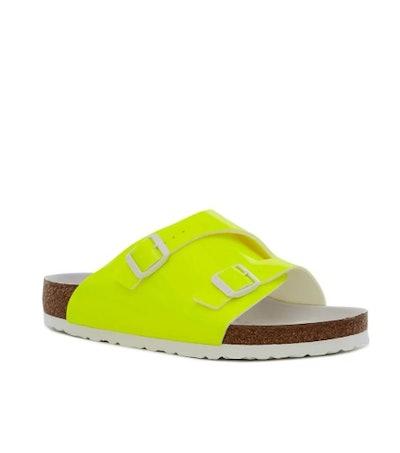 Fluorescent Zurich Sandal