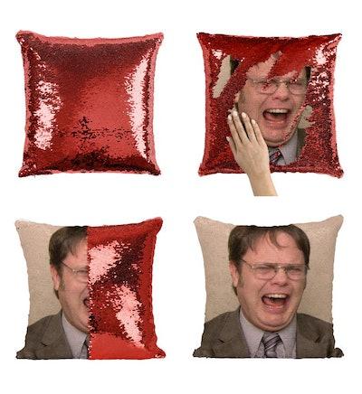 Dwight Schrute Pillow
