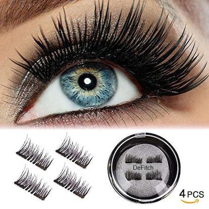 DeFitch Magnetic False Eyelashes