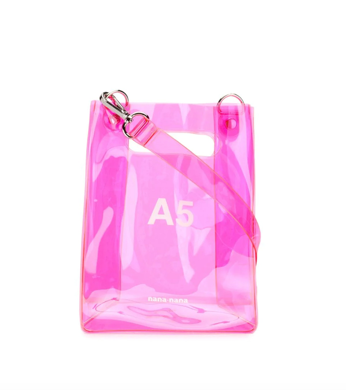 NANA-NANA A5 shoulder bag
