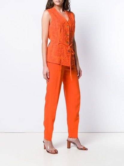 Top And Trousers Set