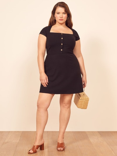 Extended Sizes Lizzy Dress