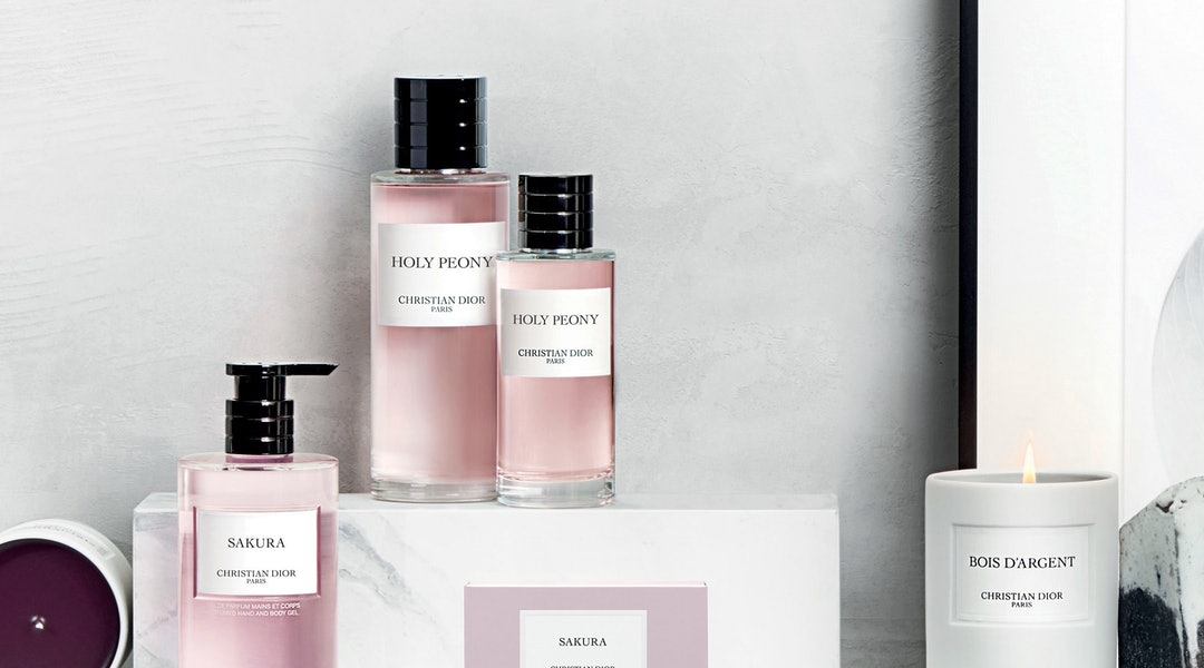 13c73207 The Maison Christian Dior Holy Peony Fragrance Was Inspired ...