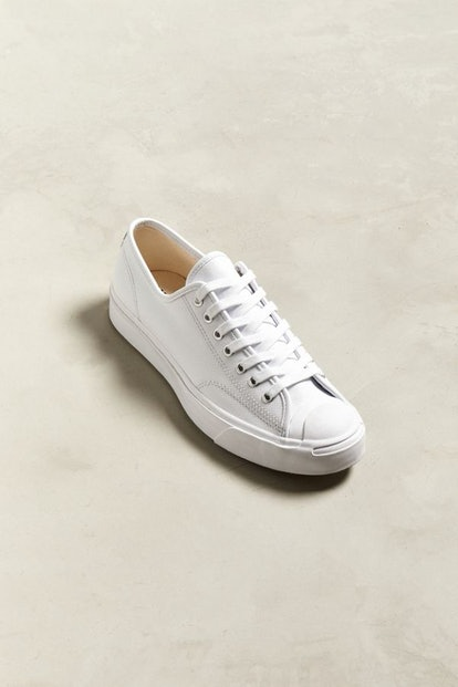 Converse Jack Purcell Leather Low Top Sneaker