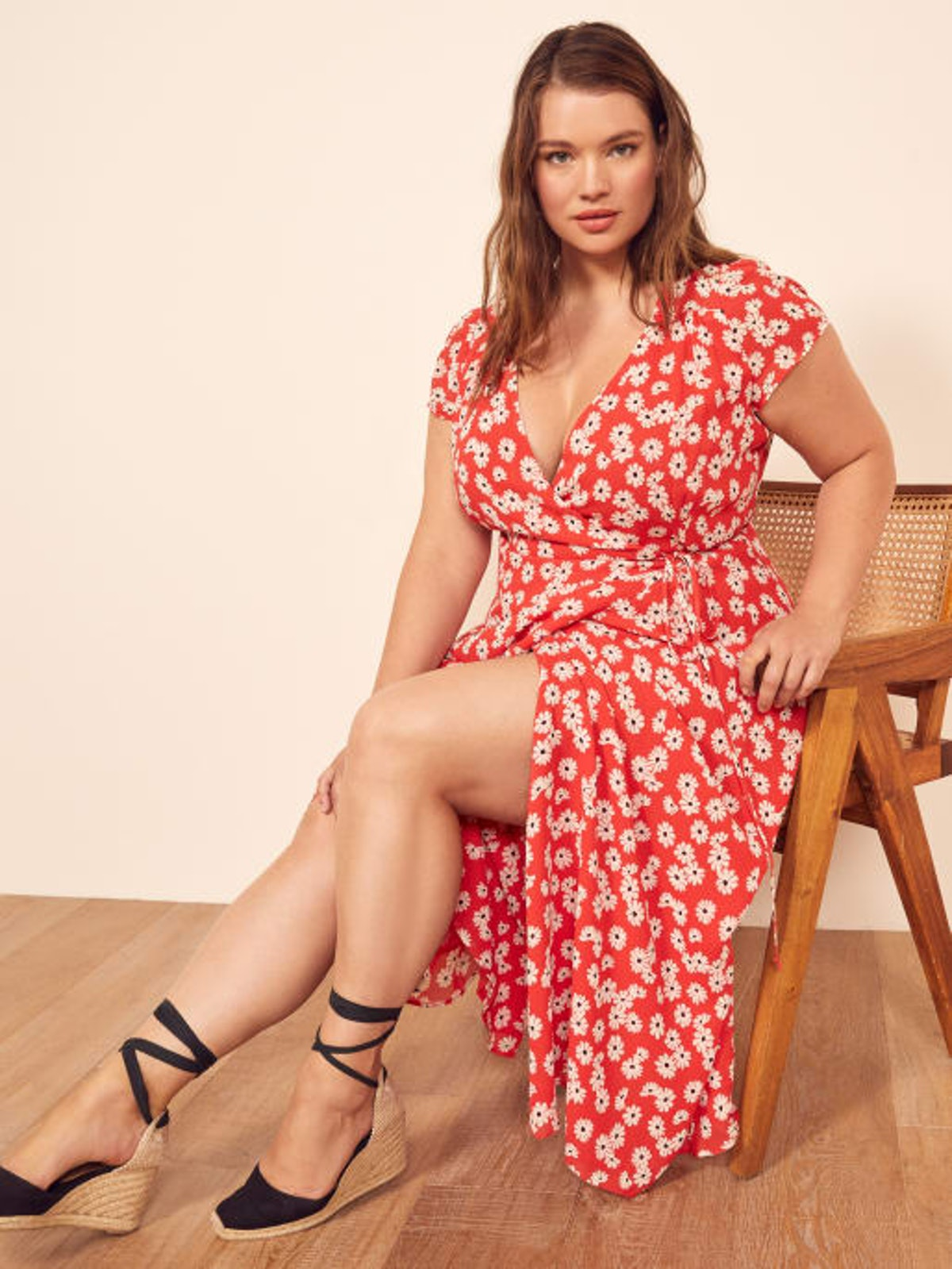 Extended Sizes Carina Dress