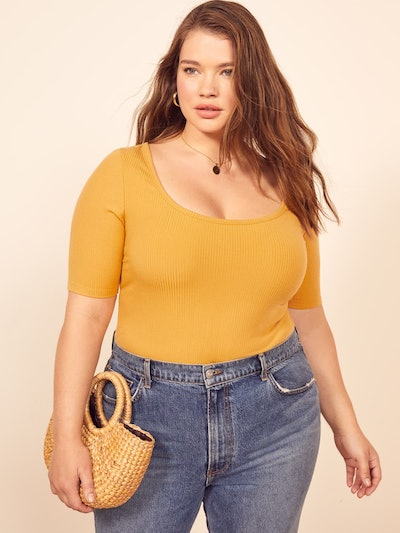 Extended Sizes Delia Top