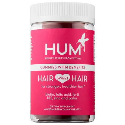 Hair Sweet Hair Vegan Gummies Length & Strength Supplement