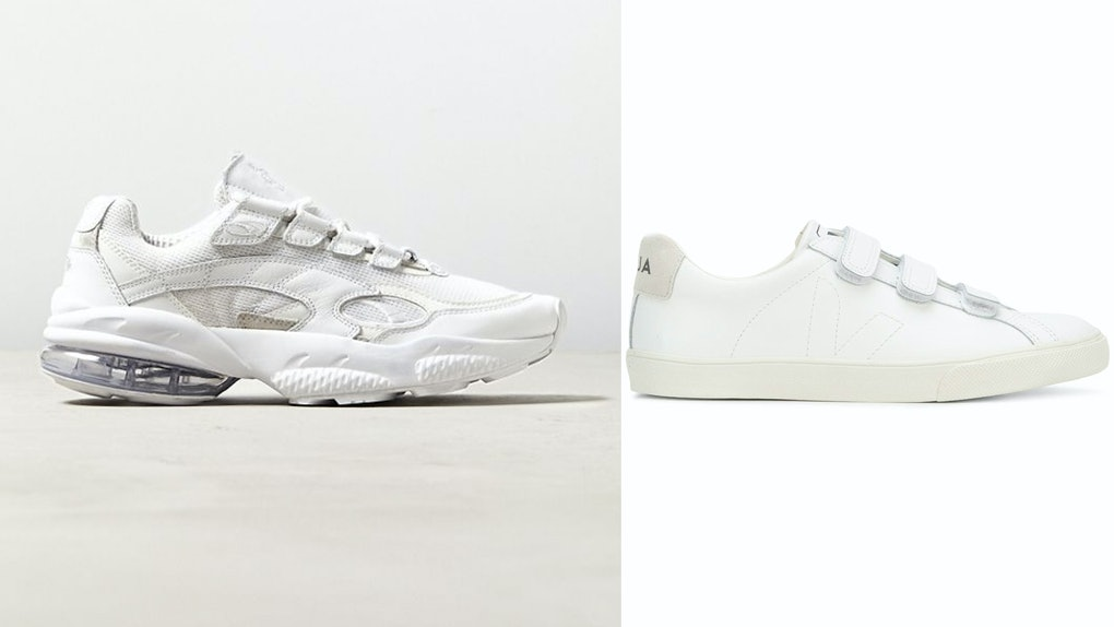 41132897610 10 White Sneakers For Summer 2019 That Make Monochrome Look Cool AF