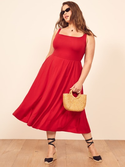 Extended Sizes Mary Dress