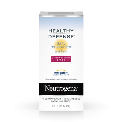 Neutrogena Healthy Defense Daily Moisturizer with Broad Spectrum SPF 50