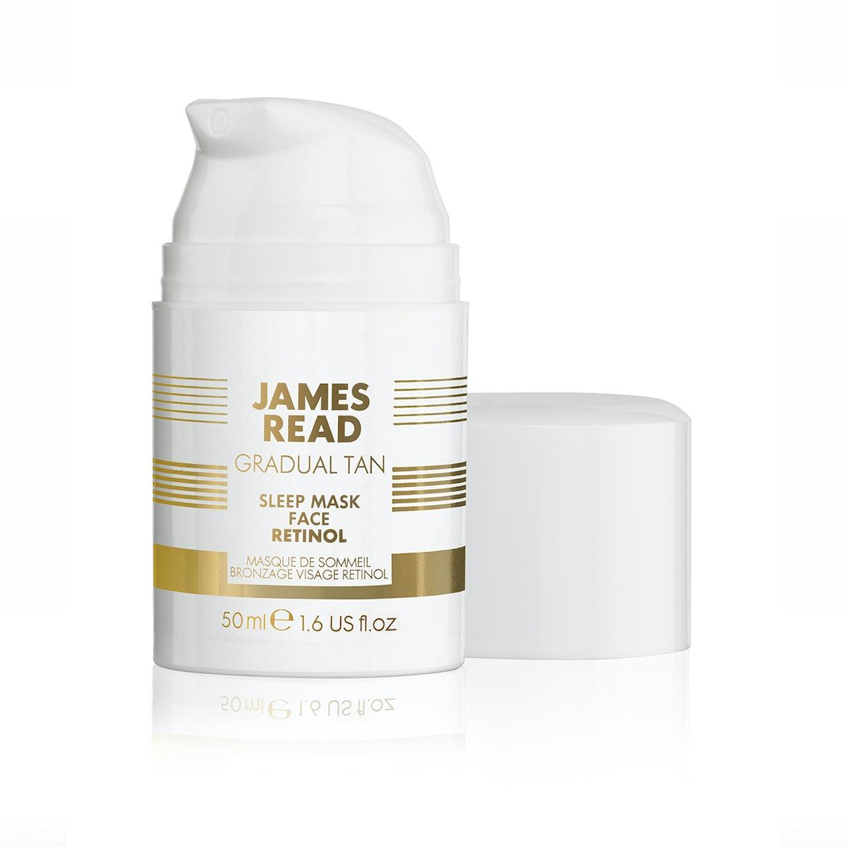 James Read Sleep Mask Face Retinol