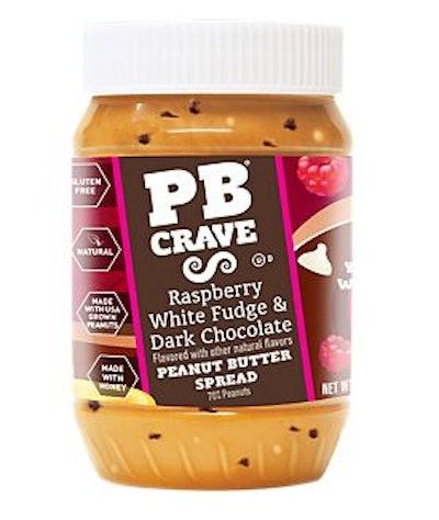 PB Crave Razzle Dazzle Peanut Butter