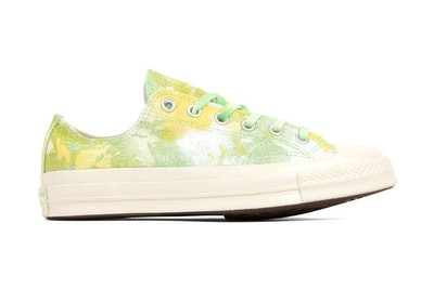 Converse Women's All Star Chuck 70 Ox — Light Aphid Green/ Fresh Yellow