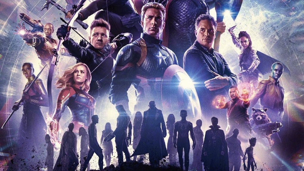 A New Avengers Endgame Poster Shows The Heroes Killed By Thanos