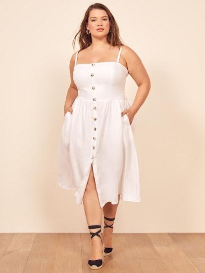 Extended Sizes Tori Dress