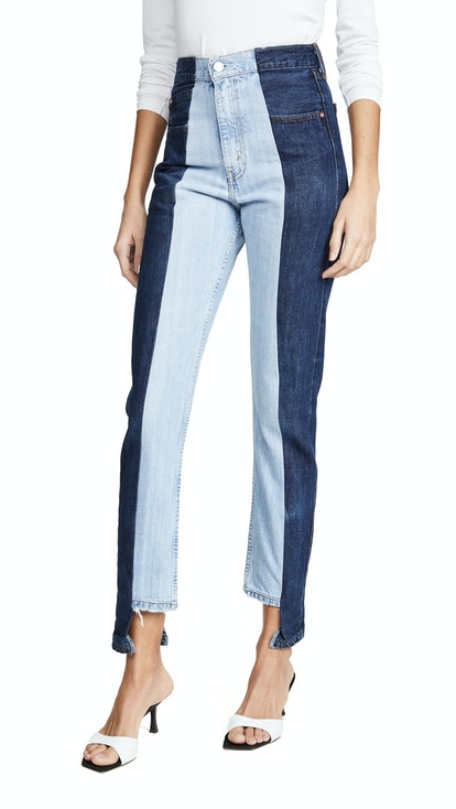 The Twin Straight Leg Jeans