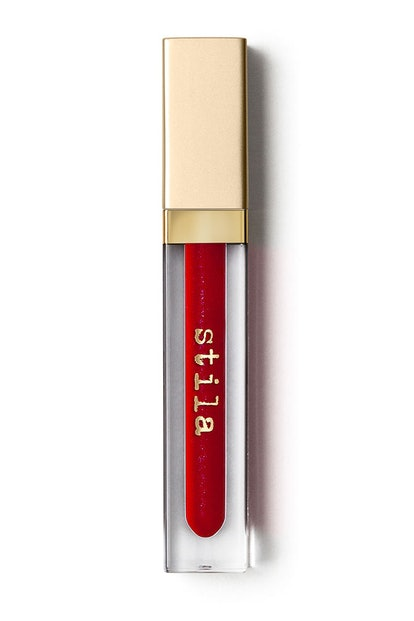 Beauty Boss Lip Gloss in In The Red