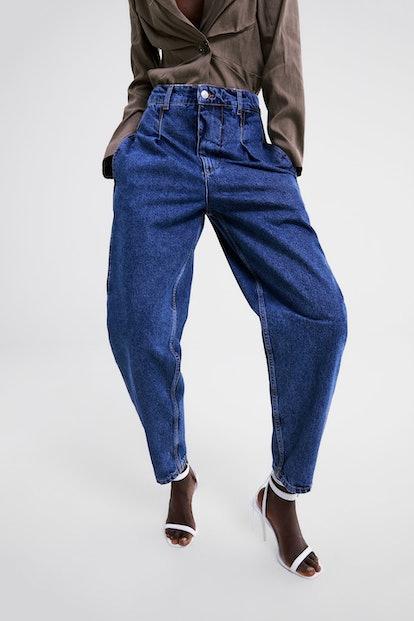 Jeans ZW Premium Denim Pleat Pant